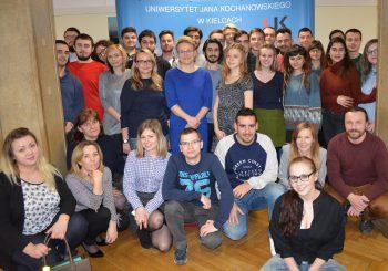 Witamy nowych studentów Erasmusa