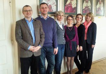 Wizyty partnerskie – Erasmus łączy