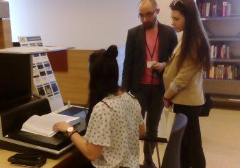 Szkolenie Erasmus+ dla pracownika uczelni partnerskiej z Rosji