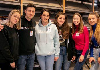 Vanesa z Albanii, Levan z Gruzji… studenci z różnych stron świata wybierają Kielce