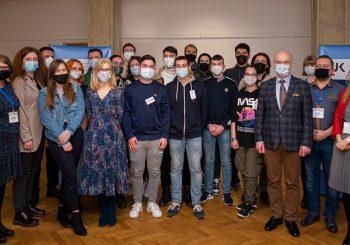 Erasmus+ w wiosennej aurze